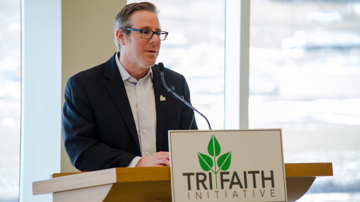 20 Years After 9/11, Tri-Faith Initiative is Working Toward Peace and Friendship